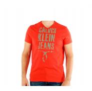 CALVIN KLEIN cmp25p 529 Rouge férfi póló