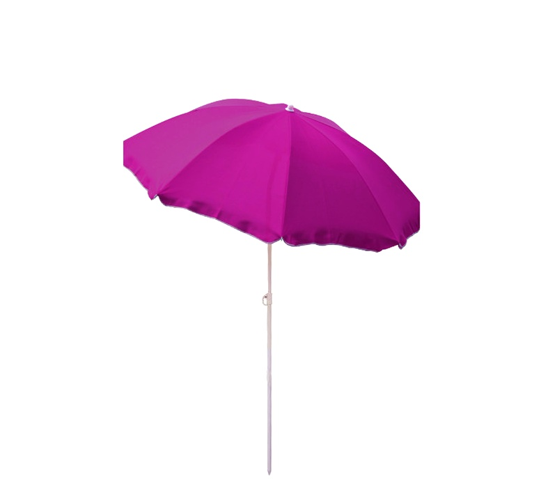 Linder Exclusiv Slnečník NYLON MC180N 180 cm Violett