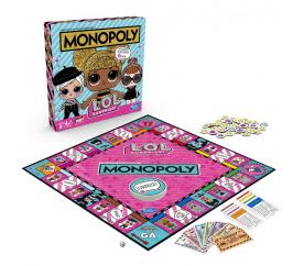 Monopoly Lol Suprise eng verze