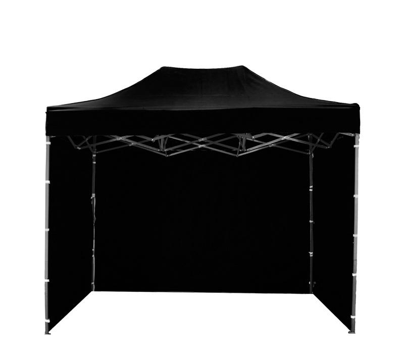 Aga Predajný stánok 3S PARTY 2x3 m Black