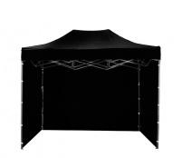 Aga Prodejní stánek 3S PARTY 2x3 m Black