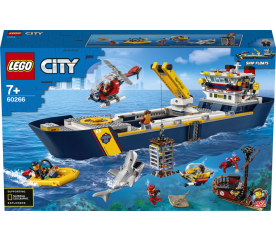 LEGO® City 60266 Oceánská průzkumná loď