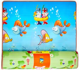 Aga4Kids Dětská pěnová hrací podložka 150x180 cm MR118