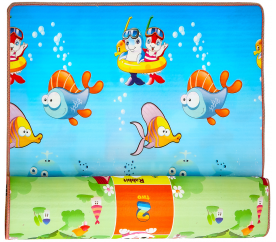 Aga4Kids Dětská pěnová hrací podložka 150*180 cm MR118