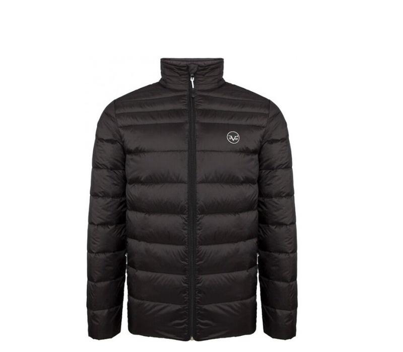 Versace 19.69 Pánská bunda s kapucí C48 Black