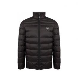 Versace 19.69 Kapucnis férfi kabát C48 Black