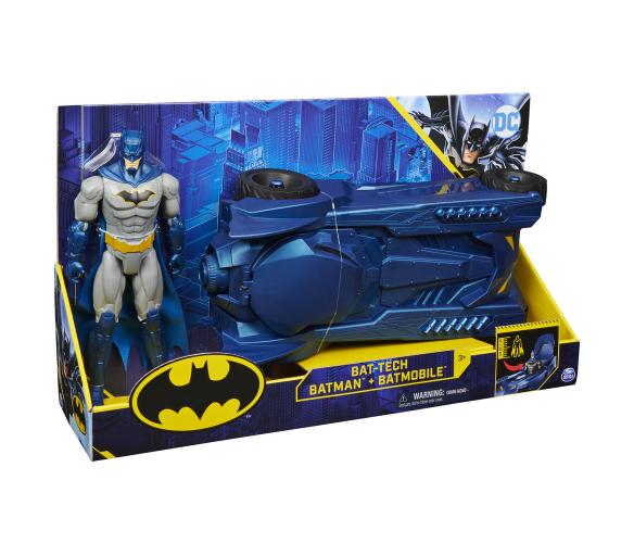 Batman Batmobile s figurkou 30 cm