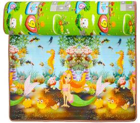 Aga4Kids Detská penová hracia podložka 150x180 cm MR114