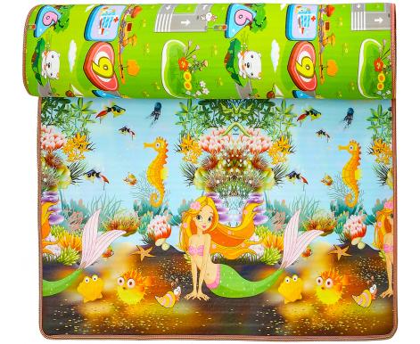 Aga4Kids Detská penová hracia podložka 150*180 cm MR114
