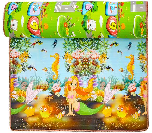 Aga4Kids Dětská pěnová hrací podložka 150*180 cm MR114
