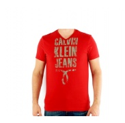 CALVIN KLEIN cmp25p 547 Rouge férfi póló