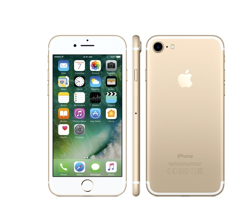 Apple iPhone 7 32GB Gold Kategorie: B