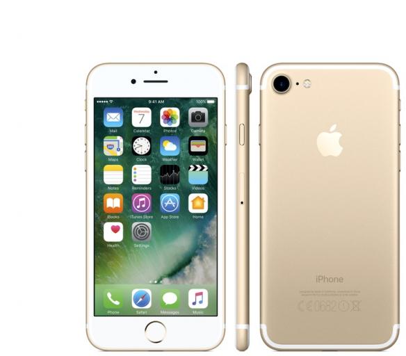 Apple iPhone 7 32GB Gold Kategorie: B