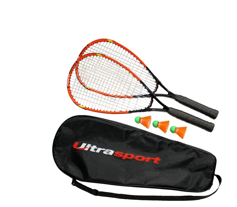 Ultrasport Speed badmintonový set 2-PACK