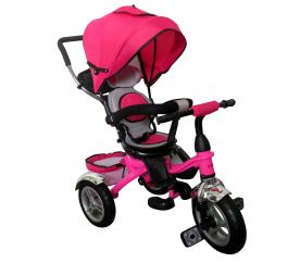 R-Sport Rowerek trójkołowy 3v1 T3 Pink