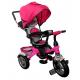 R-Sport Multifunkční tříkolka 3v1 T3 Pink
