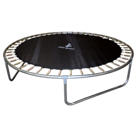 Aga Mata do skakania na trampolinę  275 cm (9ft) na 54 sprężyn