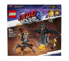 Lego Movie Batman™ a Kovovous připraveni k boji