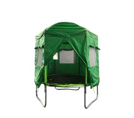 Aga Stan na trampolínu 250 cm (8 ft) Dark Green