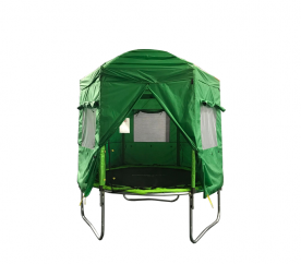 Aga Stan na trampolínu 250 cm (8 ft) Dark Green