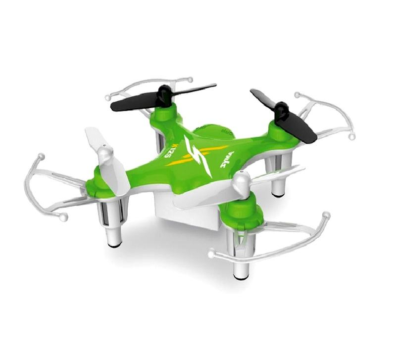 SYMA RC Dron X12S NANO Green