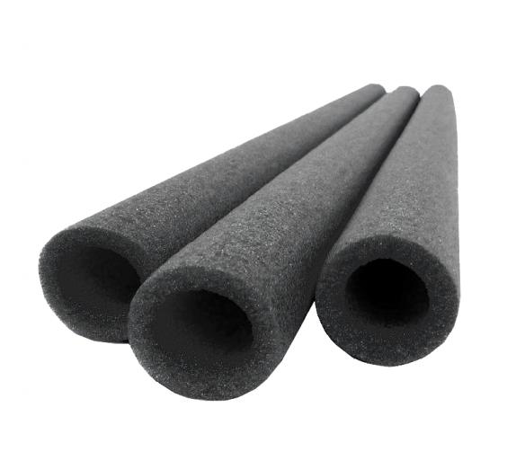 Aga Pěnová ochrana na trampolínové tyče 100 cm Black