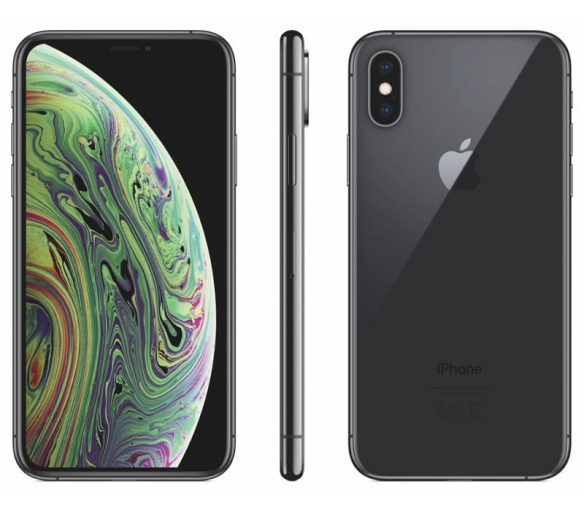 Apple iPhone XS 64GB Space Grey Kategorie: A