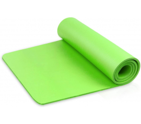 Linder Exclusiv podložka na cvičení YOGA Green 180x60x1,5 cm
