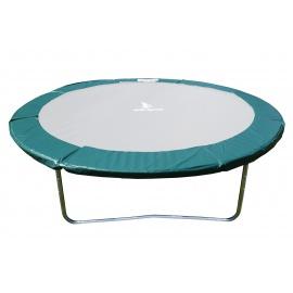Aga Kryt pružin na trampolínu 400 cm Dark Green
