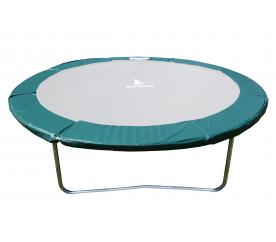 Aga Osłona sprężyn do trampoliny 400 cm 13ft Dark Green