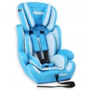 Kiduku Autós ülés Light blue - White