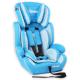 Kiduku Fotelik samochodowy Light blue - White