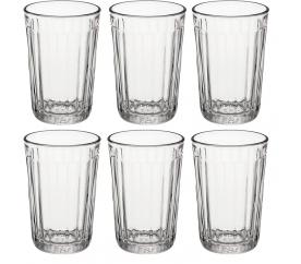 6 čirých párty sklenic Graneny - Graneny