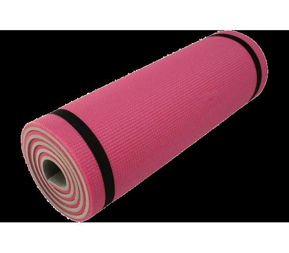 Aga Podložka na cvičení YOGA Růžová