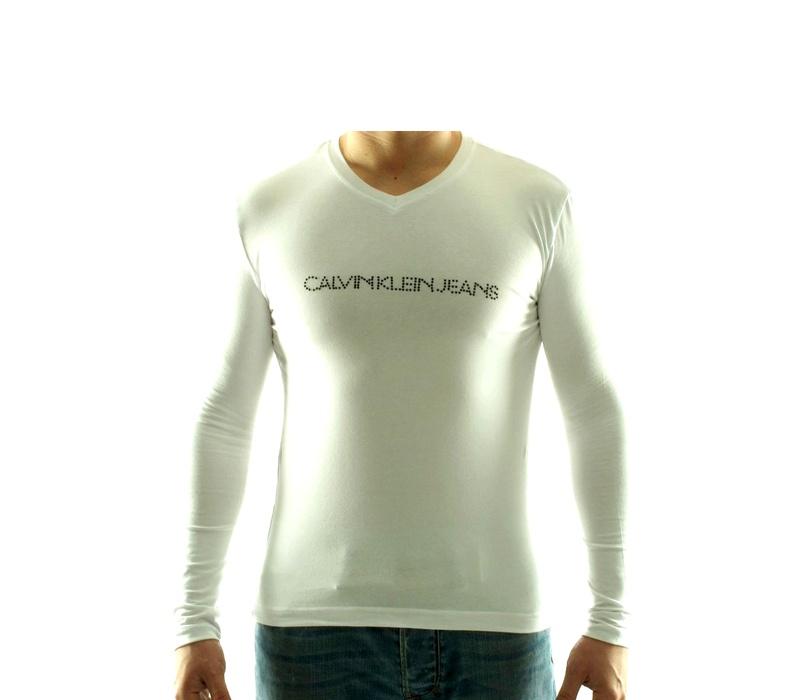 CALVIN KLEIN Tričko cmp467n Blanc