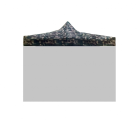 Aga Náhradní střecha POP UP 3x3 m Army