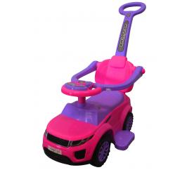 R-Sport Odrážedlo s vodící tyčí J4 Pink