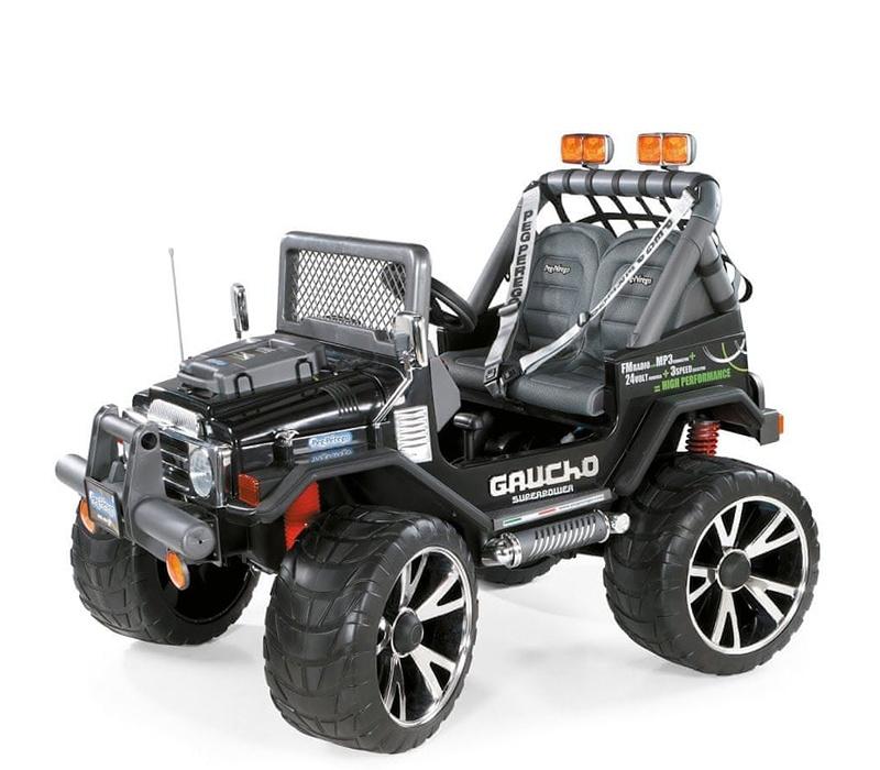 Peg-Perego Elektrické autíčko GAUCHO SUPER POWER