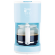 Překapávací kávovar z řady En Vogue - Bledě modrý - Bestron