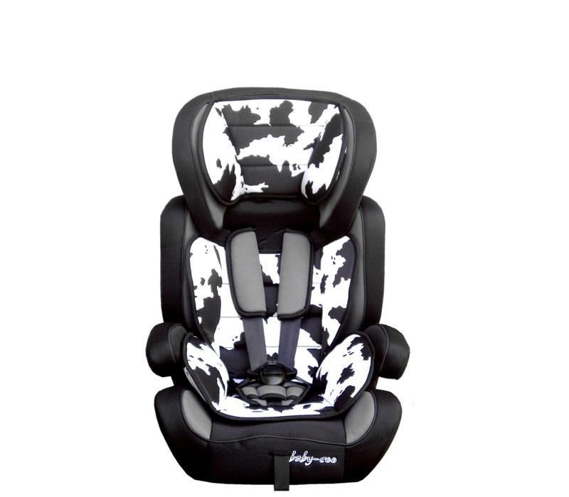 Baby Coo autosedačka BRAVO 2018 Black White