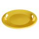 Rulyt Ślizg talerz Żółty