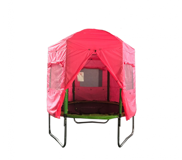 Aga Stan na trampolínu 250 cm (8 ft) Pink