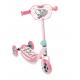 Darpeje Barbie Dětská třikolová koloběžka OHKY110-2