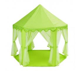 Aga4Kids Namiot domek dla dzieci zamek Green
