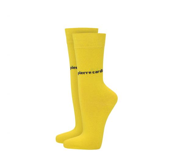 Pierre Cardin Ponožky 2 PACK Yellow