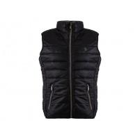 U.S. Polo ASSN. Pánská prošívaná vesta 598 Black