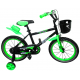 """R-Sport Dětské kolo P6 16"""" Zelené"""