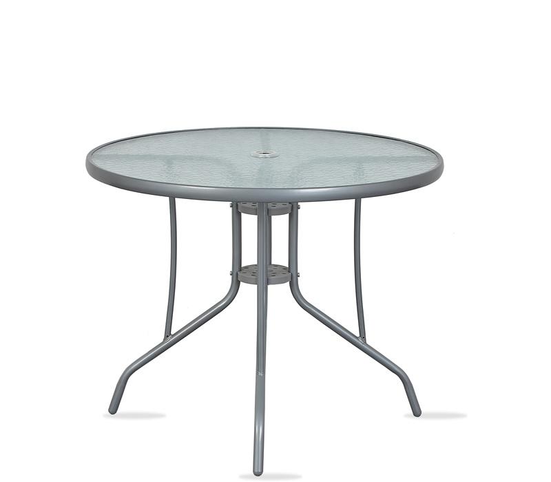 Linder Exclusiv Záhradný stôl DIA MC90 70xØ90 cm