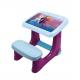 Darpeje Dětský plastový stůl s židlí Frozen