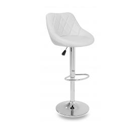 Aga Krzesło barowe White